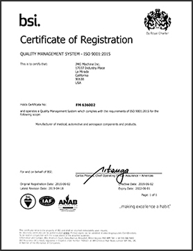 iso 9001 iso 13485 certificate